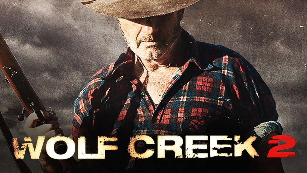 Wolf Creek 2 Uncut Stream