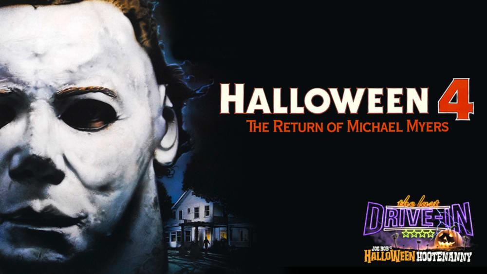 2. Halloween 4: The Return of Michael Myers