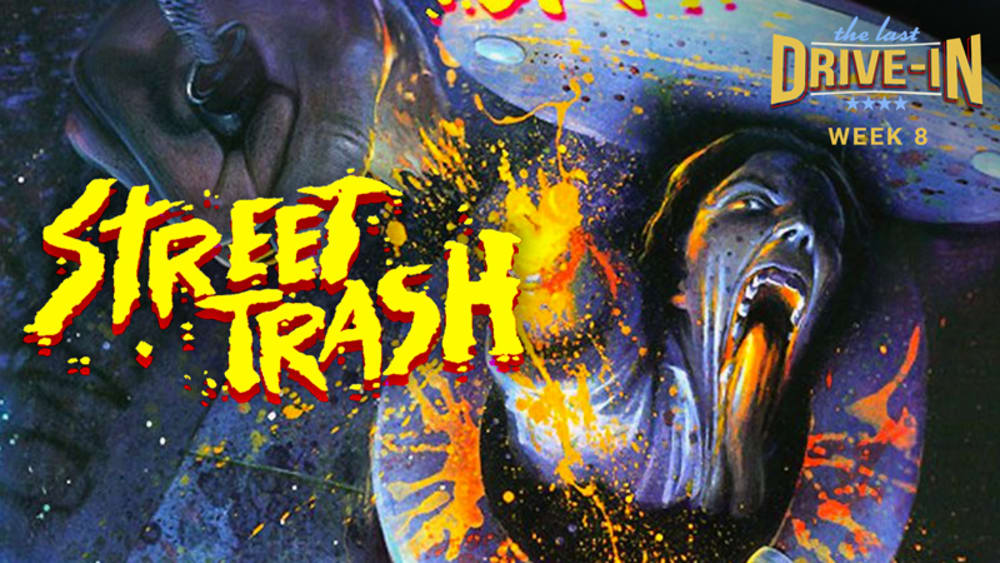 Week 8: Street Trash
