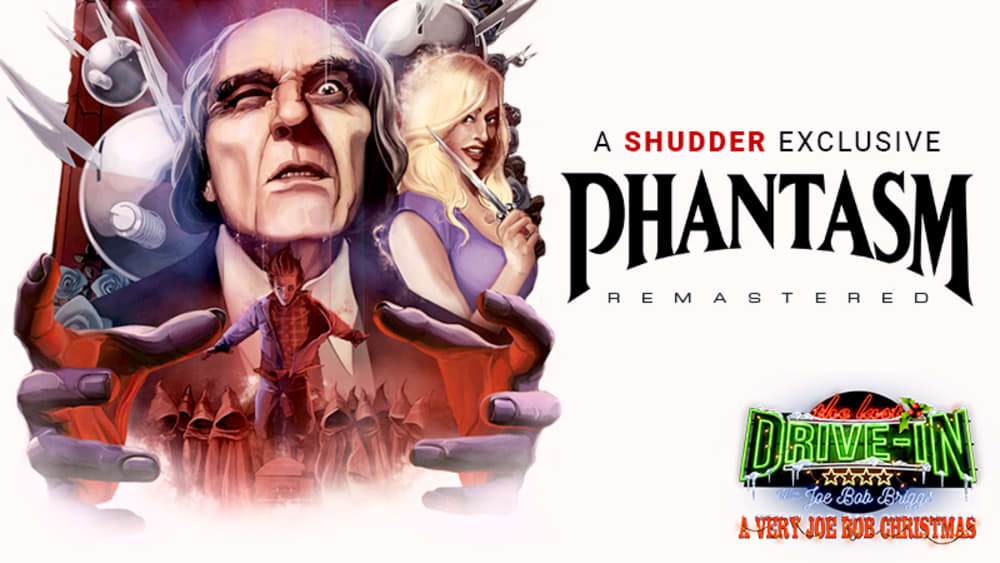 A Very Joe Bob Xmas: Phantasm