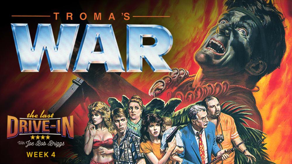 Week 4: Troma's War