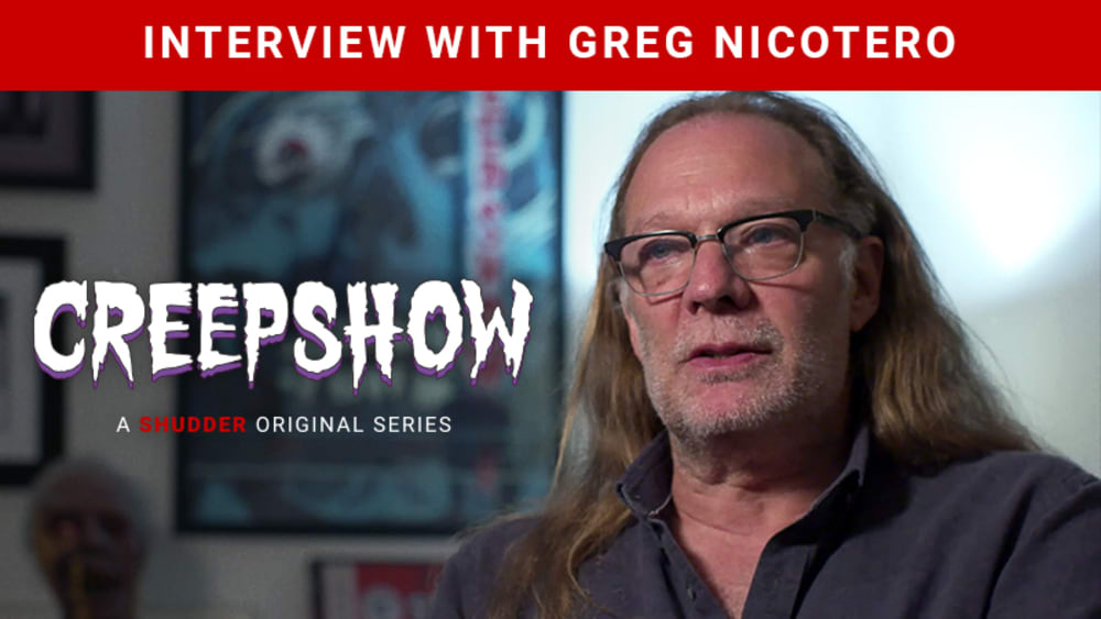 BONUS: Interview with Greg Nicotero