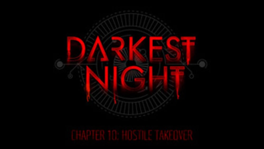 Chapter 10 - Hostile Takeover