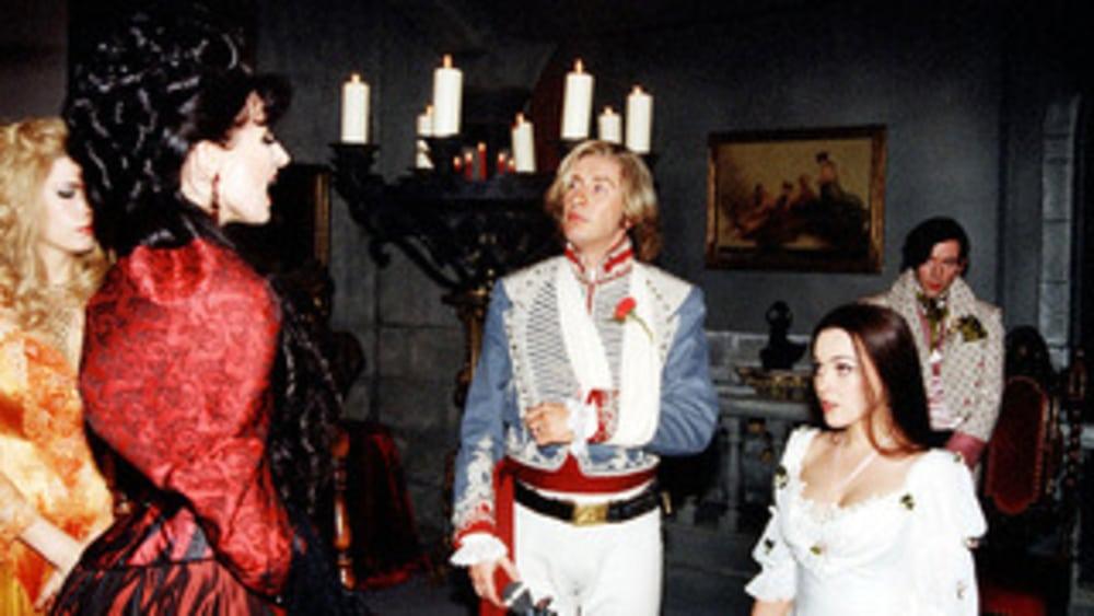 1. Lesbian Vampire Lovers of Lust