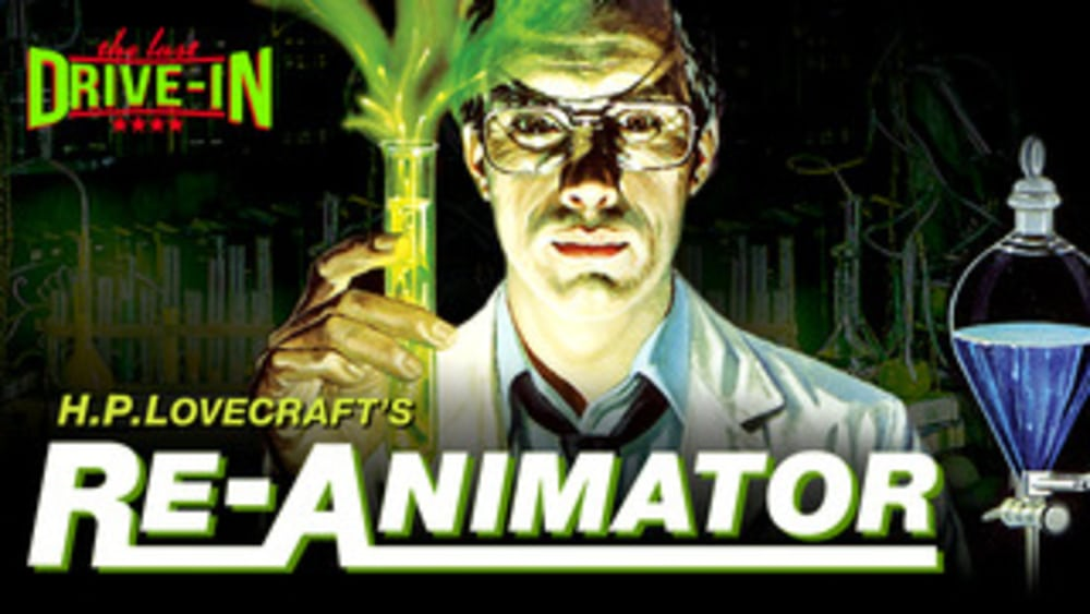The Last Drive-In with Joe Bob Briggs: Re-Animator