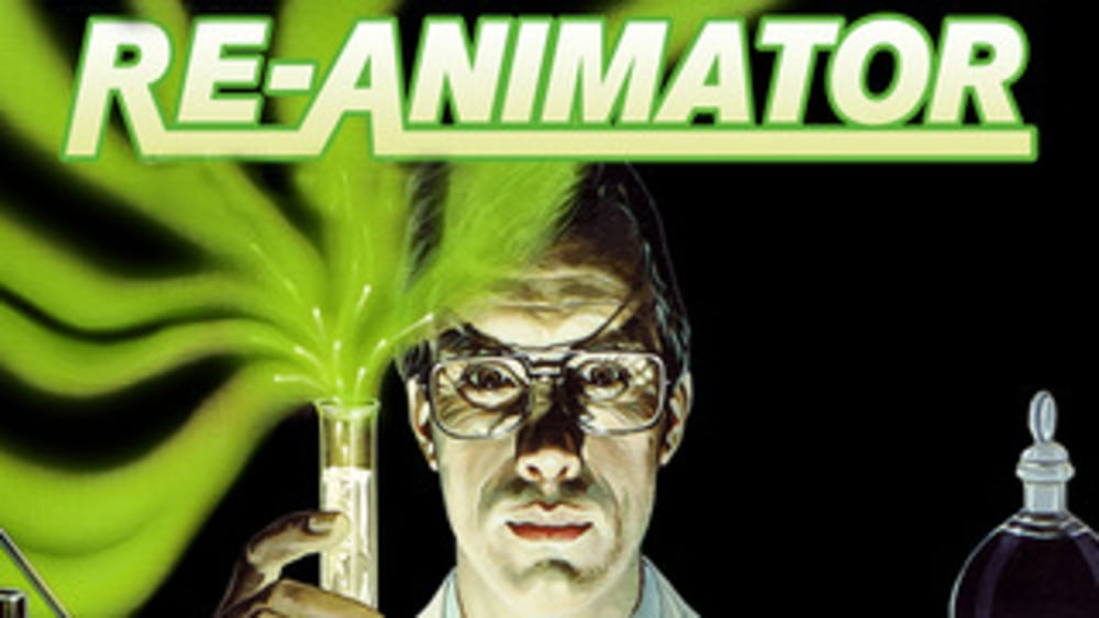 The Last Drive-In With Joe Bob Briggs - Re-Animator