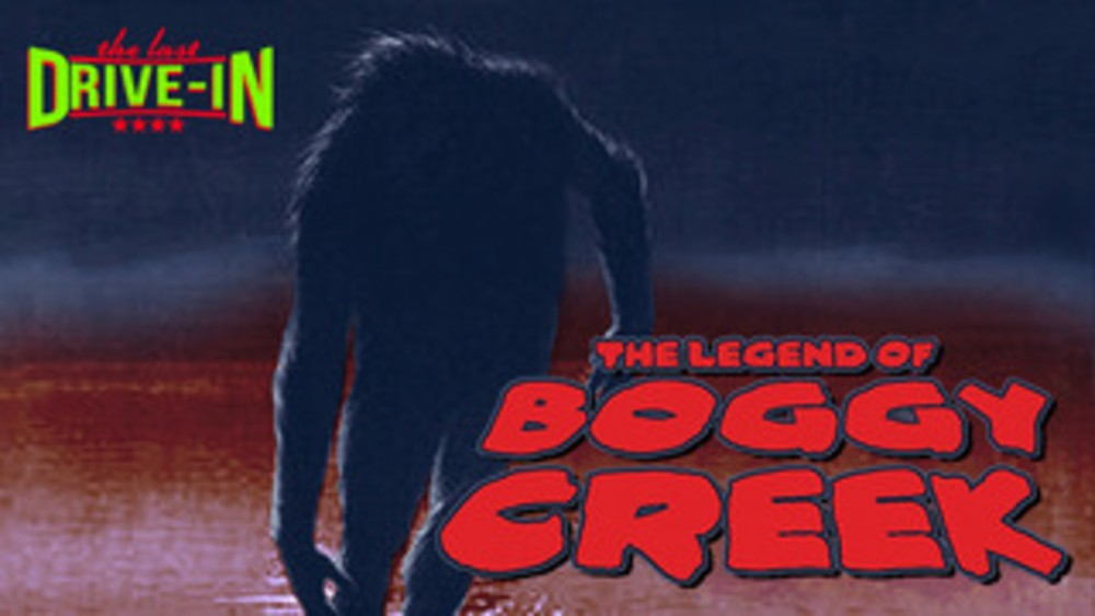 The Last Drive-In With Joe Bob Briggs - Legend of Boggy Creek