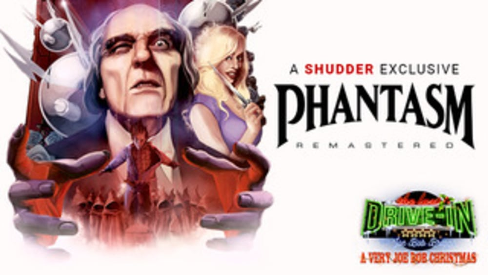 A Very Joe Bob Xmas: Phantasm