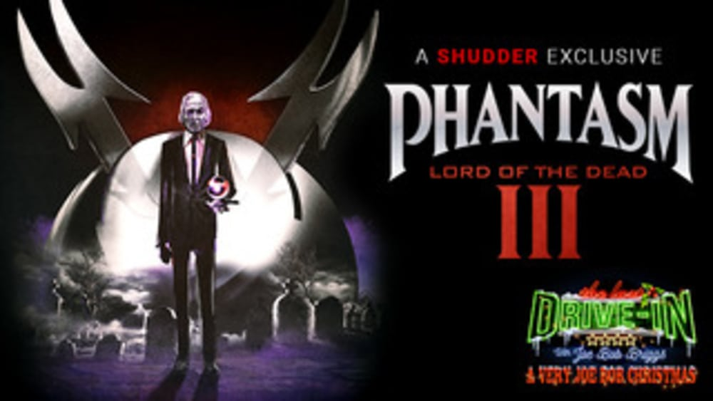 A Very Joe Bob Xmas: Phantasm III