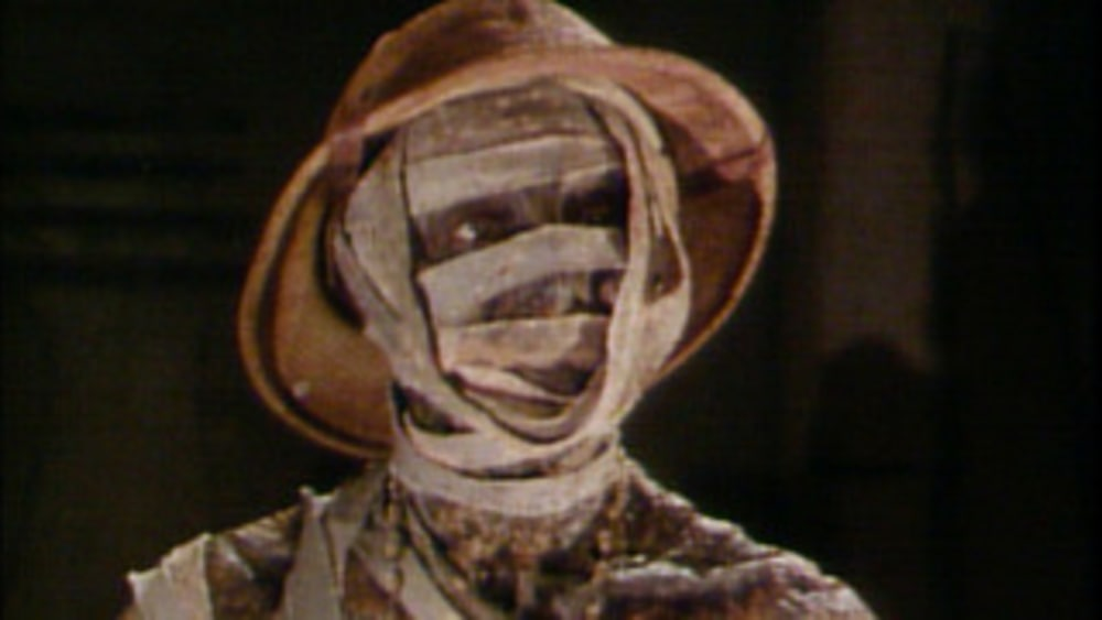6. The Grave Robber