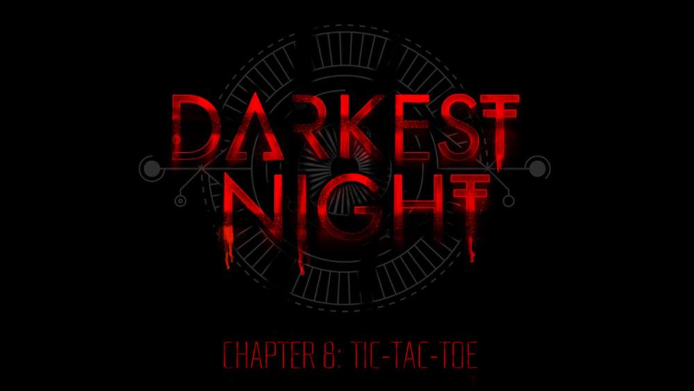 Chapter 8 - Tic Tac Toe