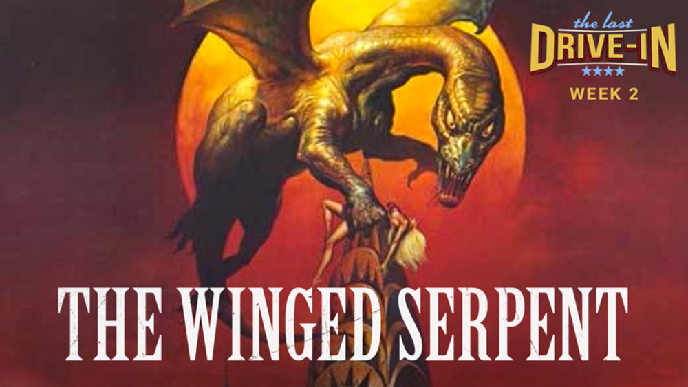 Week 2: Q - The Winged Serpent