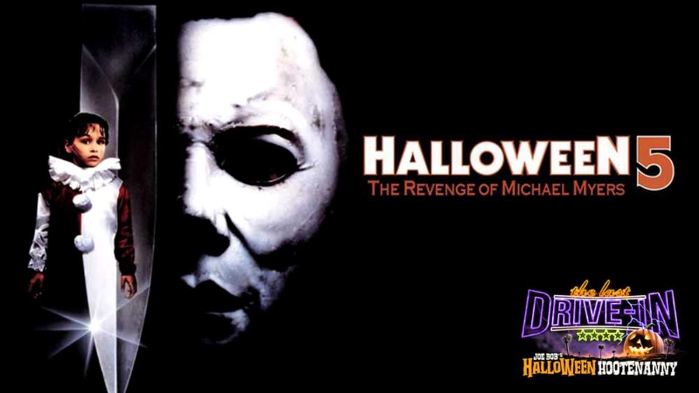 3. Halloween 5: The Revenge of Michael Myers