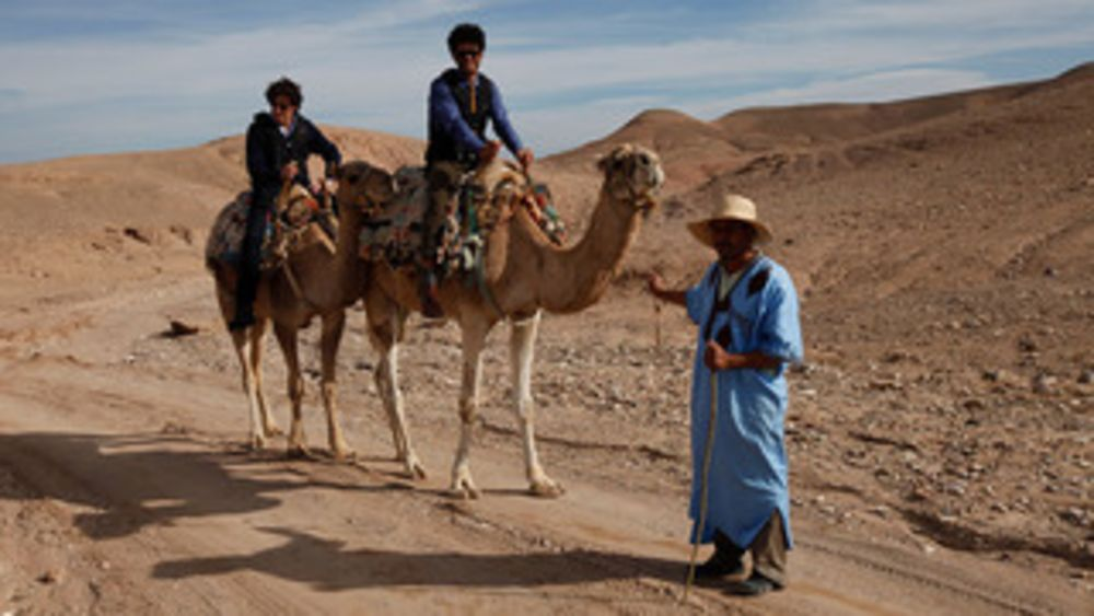 4. 48 Hours in Marrakech - with Stephen Mangan