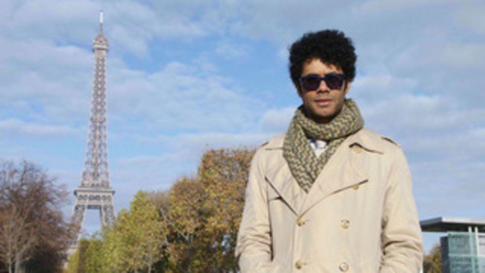 2. 48 Hours in Paris - Mel Giedroyc