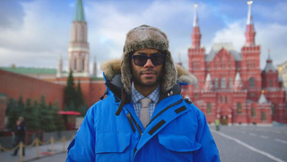 4. 48 Hours in Moscow - with Greg Davies