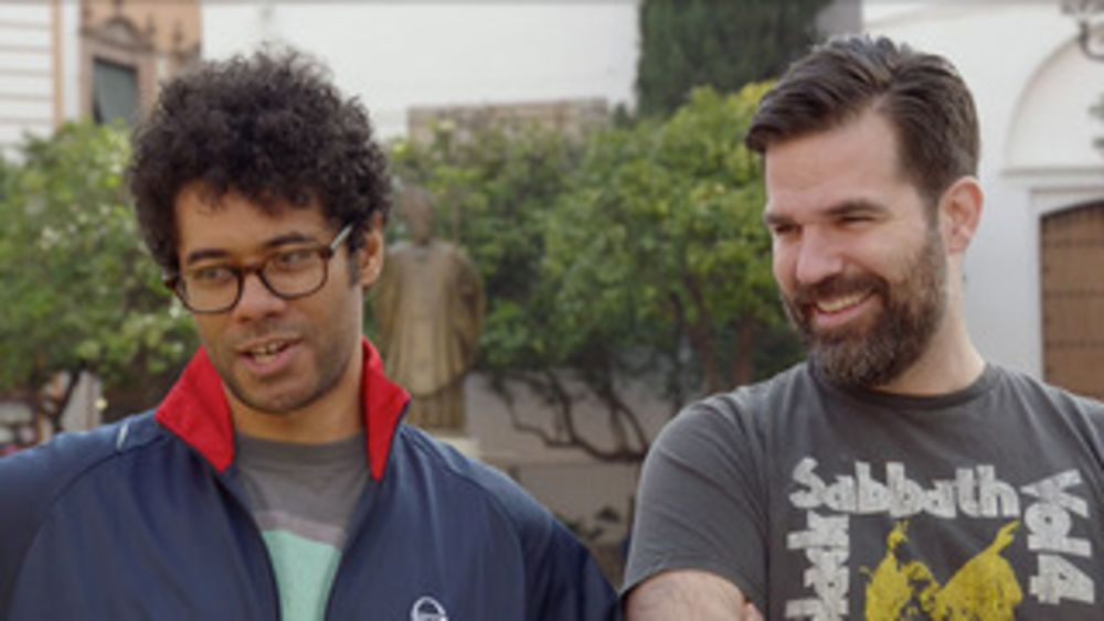 1. 48 Hours in Seville - with Rob Delaney