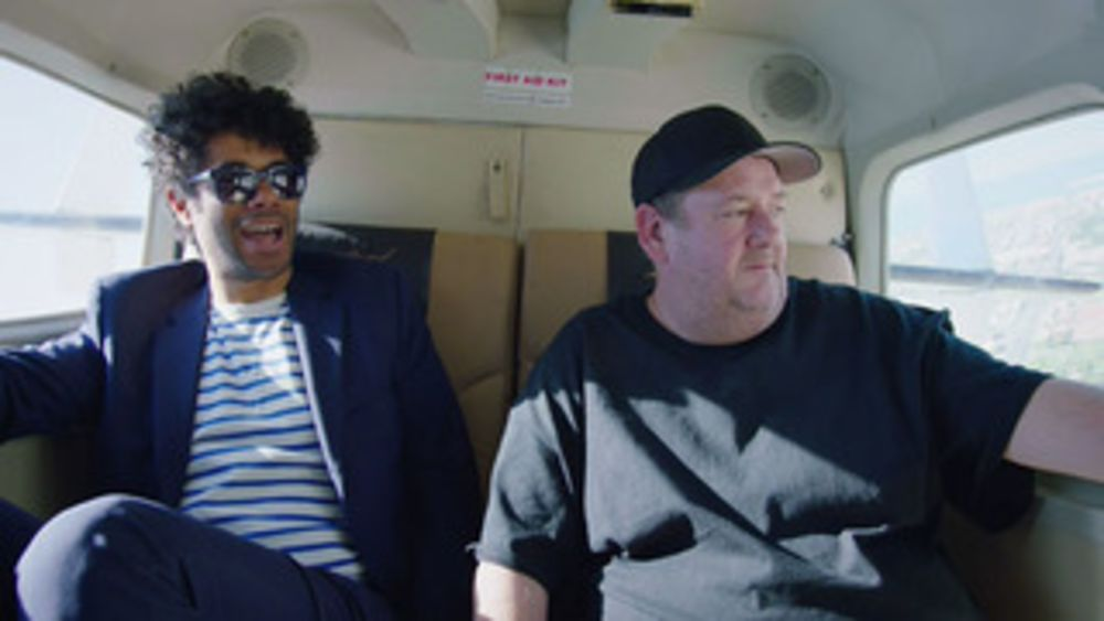 3. 48 Hours in Dubai - with Johnny Vegas