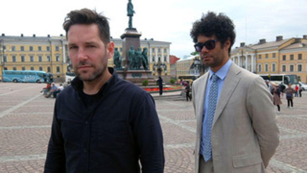 2. 48 Hours in Helsinki - with Paul Rudd