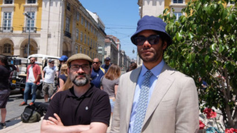 3. 48 Hours in Lisbon - with Adam Buxton