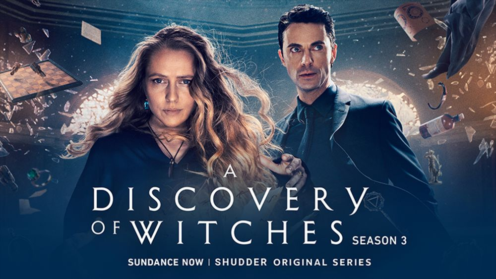 A Discovery of Witches | All Episodes Available To Stream Ad-Free