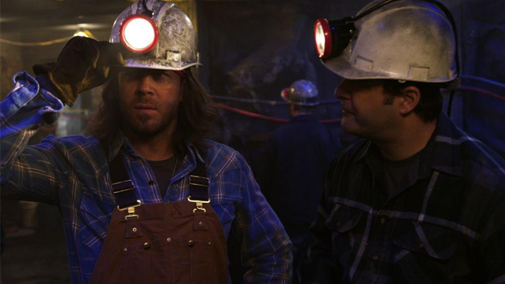 10. The Underground Job