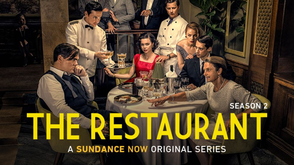 The Restaurant S2 Trailer