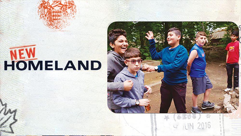 Homeland Stream English