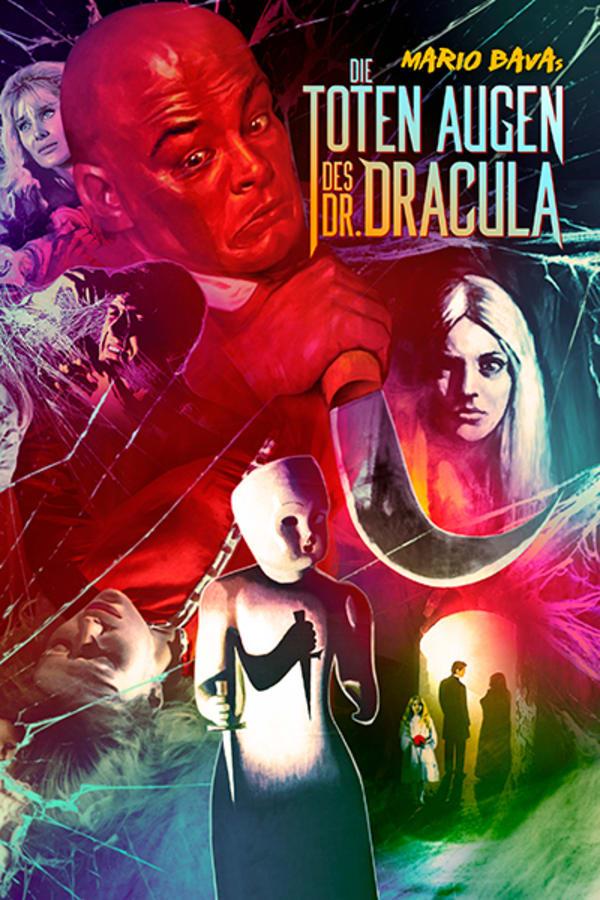 Die Toten Augen Des Dr Dracula - Curse of the Dead