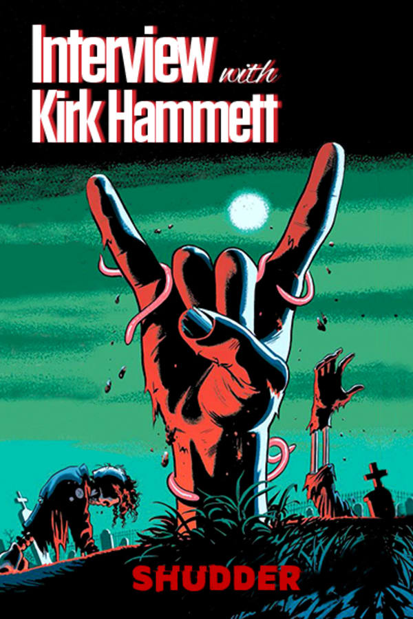 Interview with Kirk Hammett