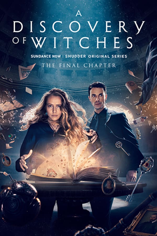 a discovery of witches free streaming