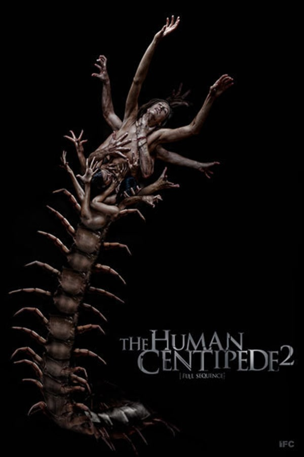 The Human Centipede 2, Full Sequence