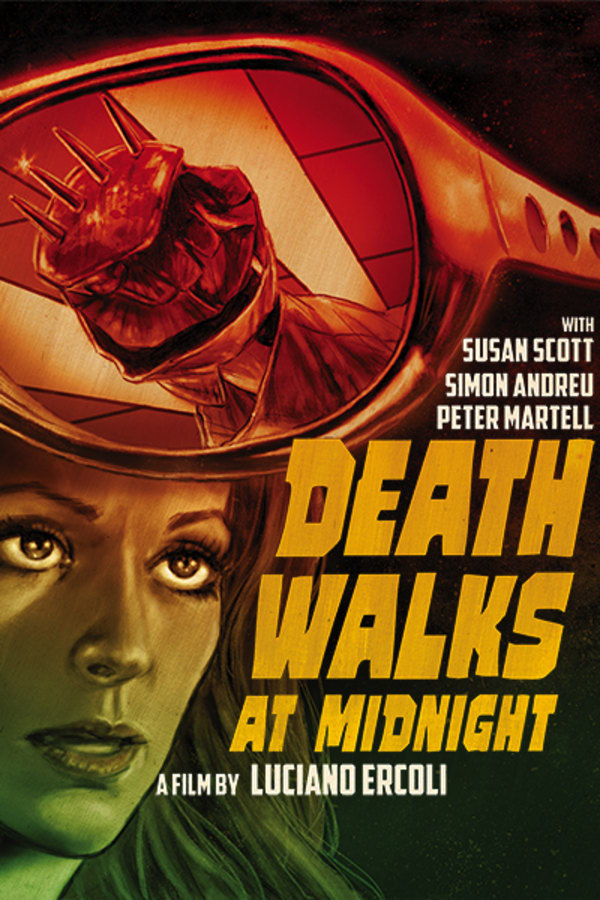 Death Walks At Midnight