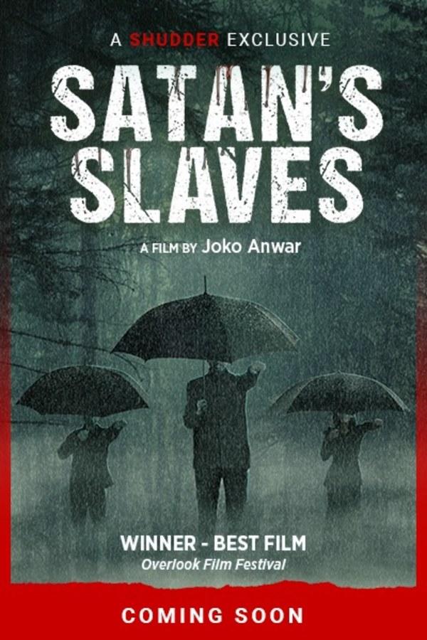 Satan's Slaves – Coming Soon