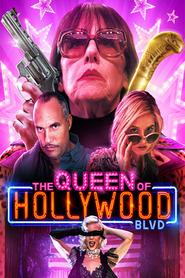 The Queen of Hollywood Blvd.