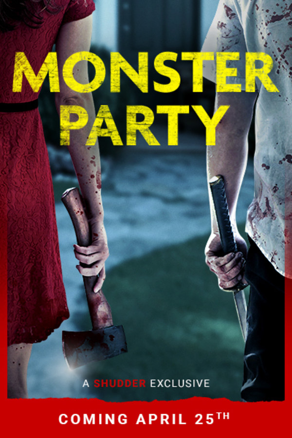 Monster Party  - Coming April 25