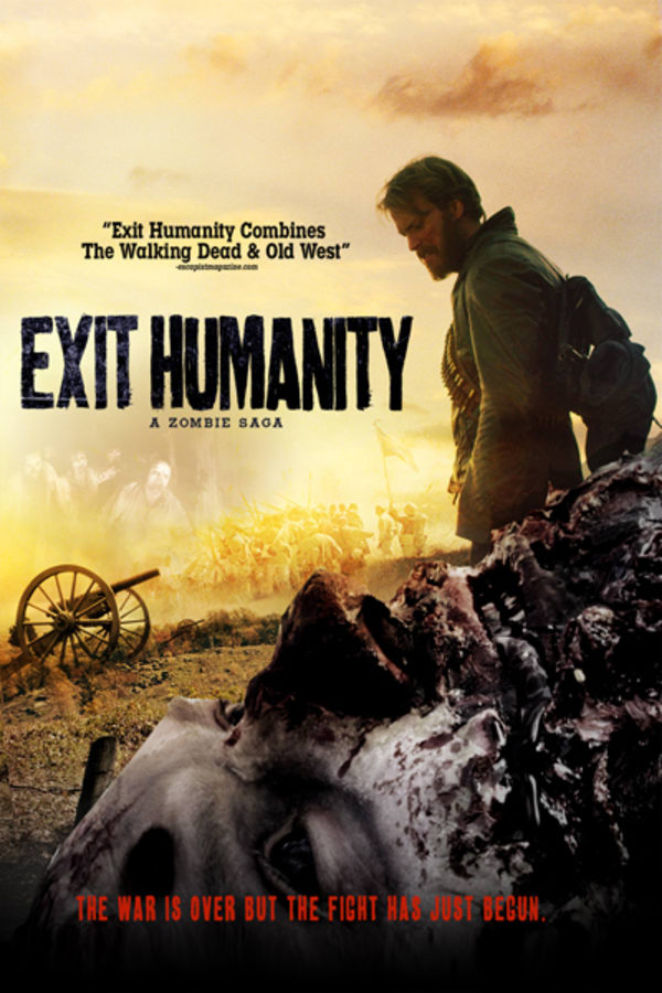 Exit Humanity: A Zombie Saga