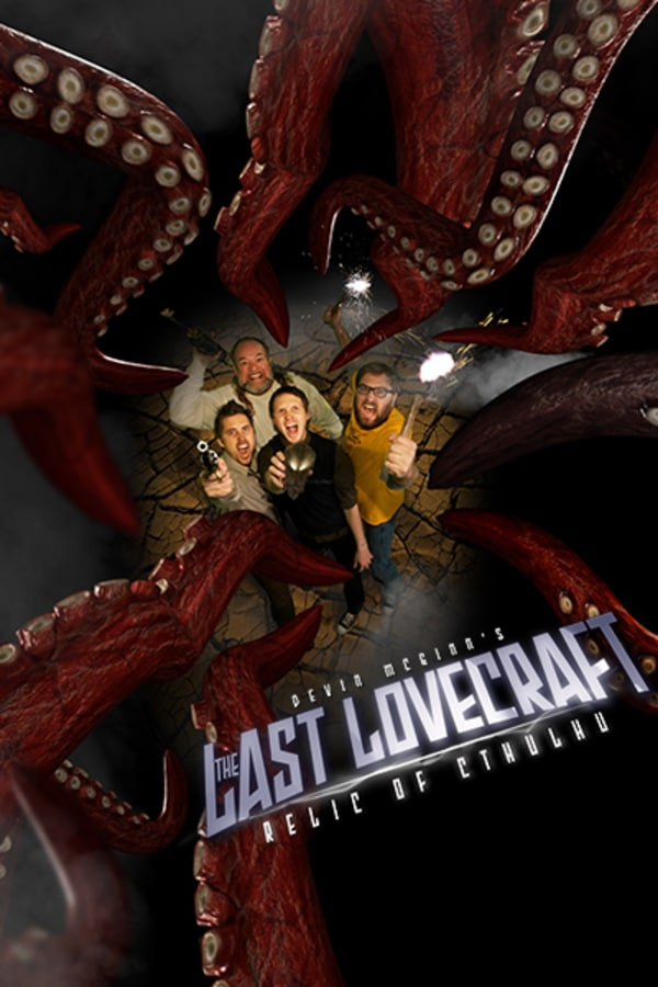 The Last Lovecraft