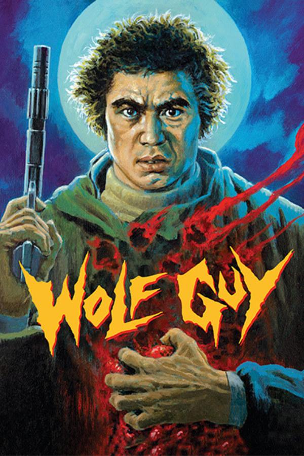 Wolfguy: Enraged Lycanthrope