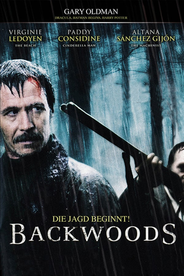 Backwoods - Die Jagd beginnt