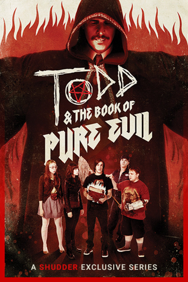Todd and the Book of Pure Evil