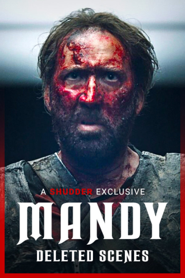 Mandy: Deleted Scenes