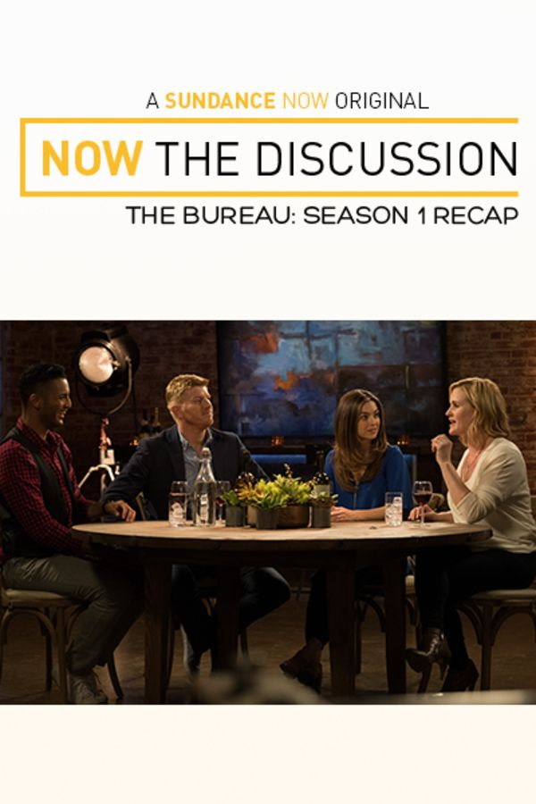 Now The Discussion: The Bureau - Season 1 Recap