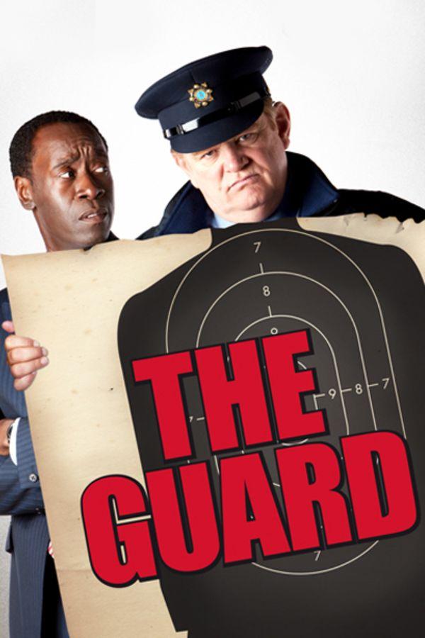 The Guard - Ein Ire sieht schwarz!