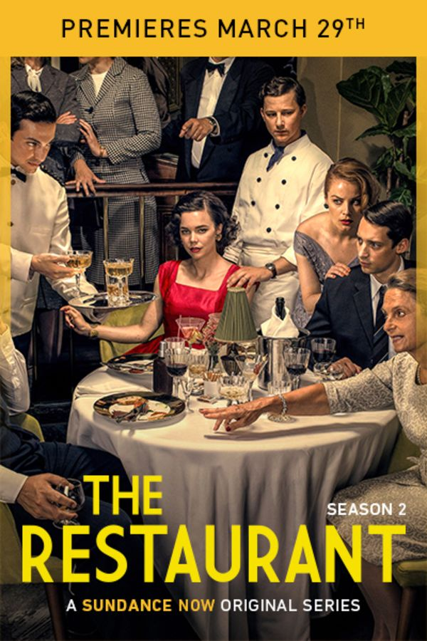 The Restaurant Season 2 - Premieres March 29th