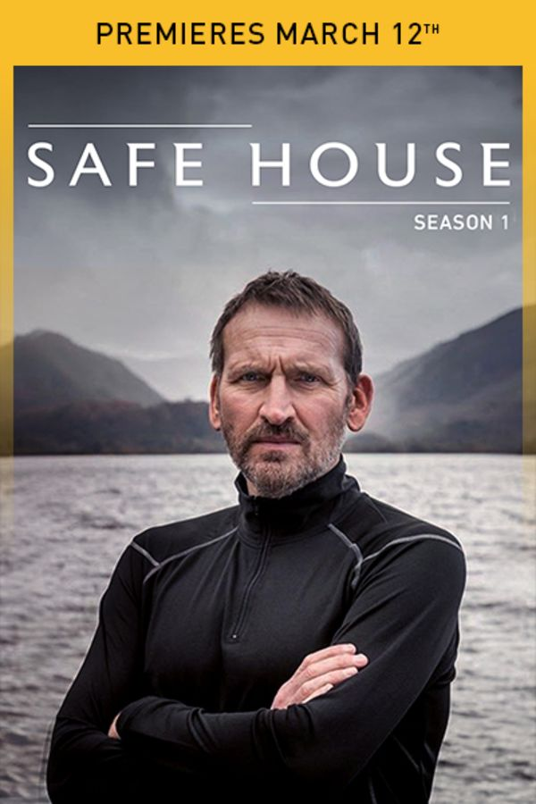 Safe House - Premieres March 12th