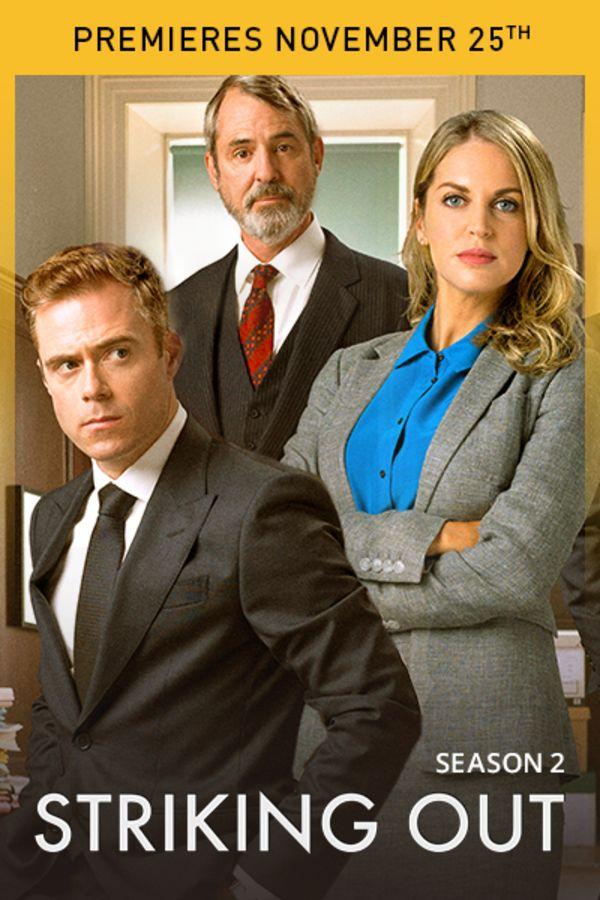 Striking Out Season 2 - Premieres November 25th