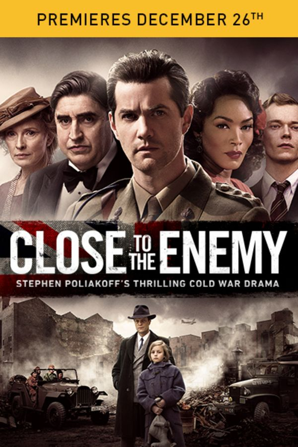 Close to the Enemy - Premieres December 26th