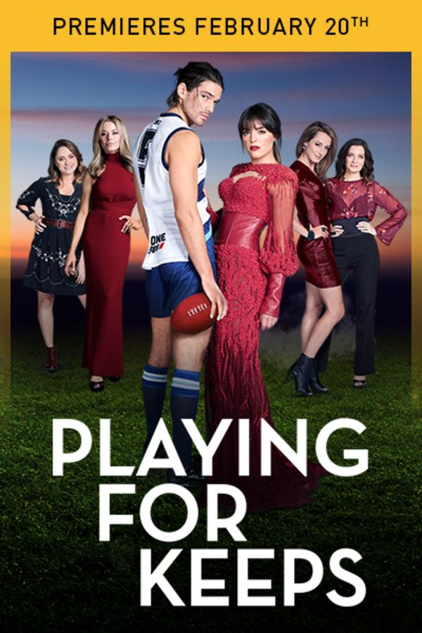 Playing For Keeps - Premieres February 20th