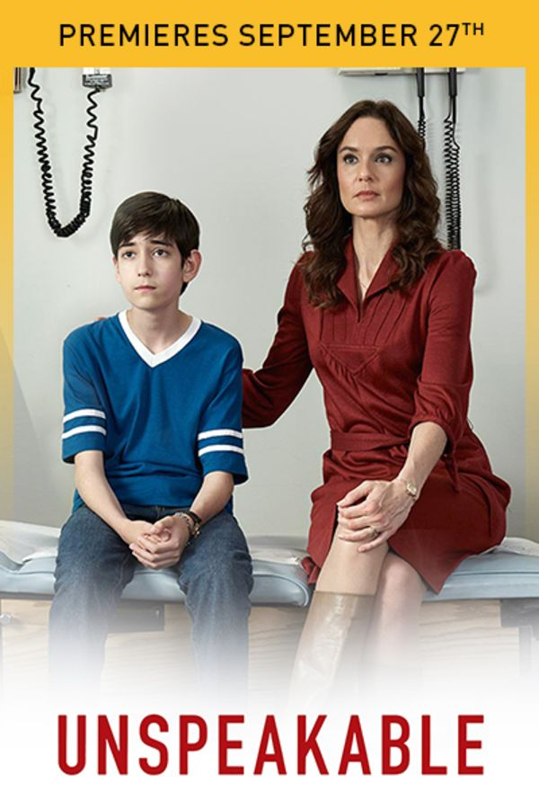 Unspeakable - Premieres September 27th